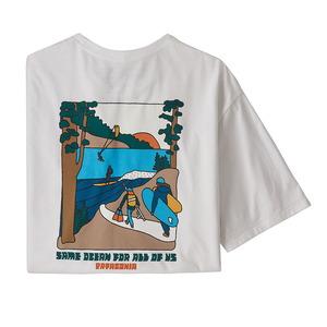 パタゴニア(patagonia) 【21秋冬】メンズ ノースウエスト ウォーターズ オーガニック Tシャツ 37539