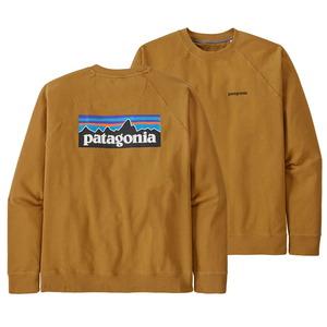 パタゴニア(patagonia) 【21秋冬】メンズ P-6 ロゴ オーガニック クルー スウェットシャツ 39603