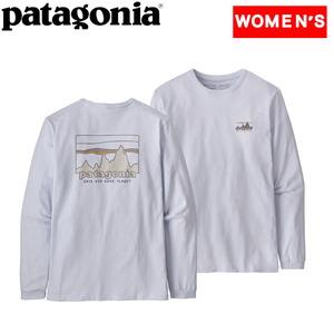 パタゴニア(patagonia) 【21秋冬】ウィメンズ ロングスリーブ '73 スカイライン レスポンシビリティー 37536