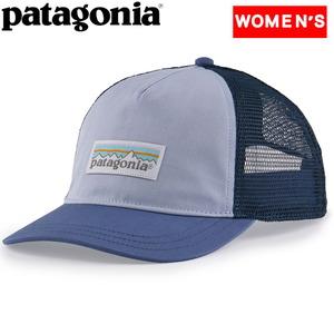 パタゴニア(patagonia) 【21秋冬】ウィメンズ パステル P-6ラベル レイバック トラッカー ハット 38294