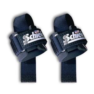 schiek(シーク) 【正規品】パワーリフティングストラップ (ペア) ジム トレーニング ボディメイク SC-1000PLS