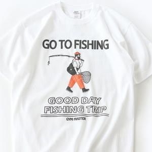 gym master(ジムマスター) GO TO FISHING Tee G692691