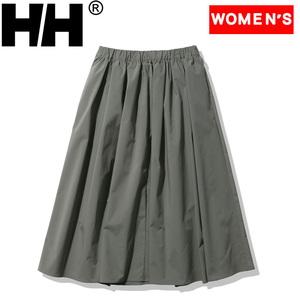 HELLY HANSEN(ヘリーハンセン) 【21秋冬】Women's Skyrim Skirt(ウィメンズ スカイリム スカート) HOW22068