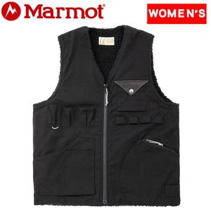 Marmot(マーモット) 【21秋冬】Women's REVERSIBLE VEST(ウィメンズ) TOWSJL41YY