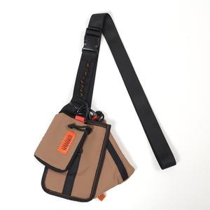 ユニバーサルオーバーオール(UNIVERSAL OVERALL) 【21秋冬】Mulch strap bag UVO-111