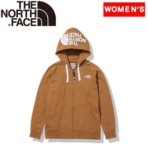 THE NORTH FACE(ザ・ノースフェイス) 【21秋冬】REARVIEW FULLZIP HOODIE(リアビューフルジップフーディ)レディース NTW62130