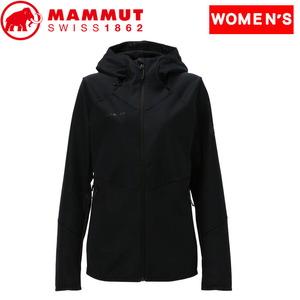 MAMMUT(マムート) 【21秋冬】Ultimate VI SO Hooded Jacket AF Women's 1011-01410