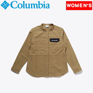 Columbia(コロンビア) 【21秋冬】セカンド ヒル ロング スリーブ ウォーム シャツ ウィメンズ PL0549