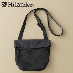 Hilander(ハイランダー) フラップメッシュ ショルダーバッグ NY-05