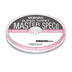 バリバス(VARIVAS) VARIVAS スーパーティペット マスタースペック II ナイロン 50m