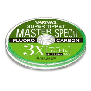 バリバス(VARIVAS) VARIVAS スーパーティペット マスタースペック II フロロカーボン 30m