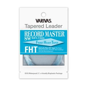 バリバス(VARIVAS) VARIVAS テーパードリーダー レコードマスターSW FHT IGFA 16ft TL-57