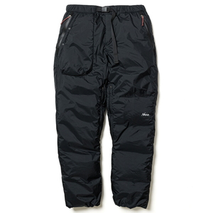 ナンガ(NANGA) 【21秋冬】AURORA DOWN PANTS Men's(オーロラ ダウンパンツ メンズ)