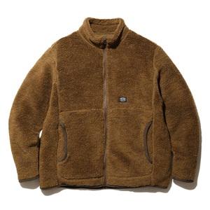 スノーピーク(snow peak) 【21秋冬】Wool Fleece Jacket(ウール フリース ジャケット) JK-21AU11104BR
