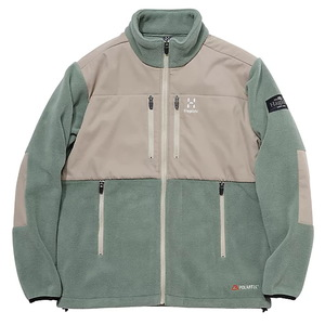 HAGLOFS(ホグロフス) 【21秋冬】Combination Fleece Jacket コンビネーション フリースジャケット 941512