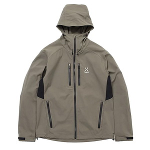 HAGLOFS(ホグロフス) 【21秋冬】Hybrid Stretch Jacket(ハイブリッド ストレッチ ジャケット) 010424