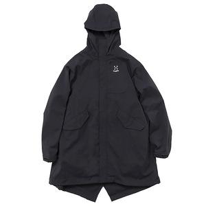 HAGLOFS(ホグロフス) 【21秋冬】Stretch Canvas Coat(ストレッチ キャンバス コート)ユニセックス 130503