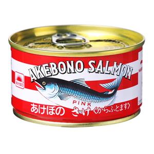 マルハニチロ(Maruha Nichiro) あけぼのさけ T2 48缶セット 74275