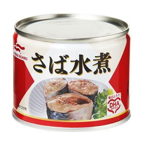 マルハニチロ(Maruha Nichiro) さば水煮 6号 48缶セット 14571