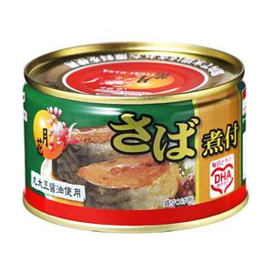マルハニチロ(Maruha Nichiro) 月花さば煮付 48缶セット 14578