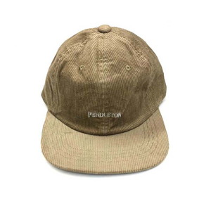 PENDLETON(ペンドルトン) 【21秋冬】CORDUROY 6 PANEL CAP PDT-000-213016