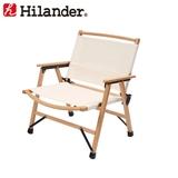 Hilander(ハイランダー) ウッドフレームチェア コットン(2つ折り) HCA0209 座椅子&コンパクトチェア