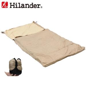 Hilander(ハイランダー) スーパーコンパクトシュラフ HCA2017 夏用