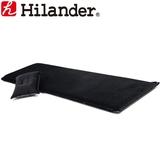 Hilander(ハイランダー) キャンプ用スエードインフレーターマットDX(ピロー分離&毛長タイプ) 5.0cm UK-10 インフレータブルマット