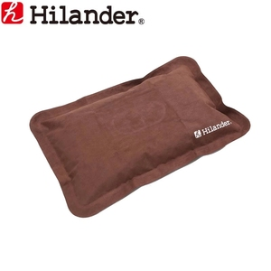 Hilander(ハイランダー) スエードエアピロー UK-12 ピロー(枕)