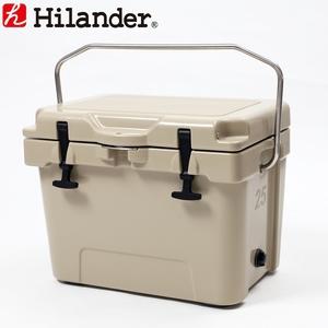 Hilander(ハイランダー) ハードクーラーボックス HCA0225 キャンプクーラー20~49リットル
