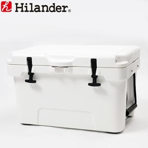 【送料無料】Hilander(ハイランダー) ハードクーラーボックス 35L ホワイト HCA0226