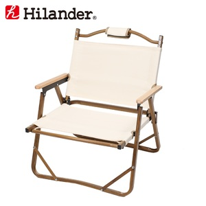 Hilander(ハイランダー) アルミデッキチェア HCA0234