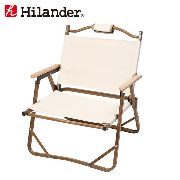 Hilander(ハイランダー) アルミデッキチェア HCA0234 座椅子&コンパクトチェア