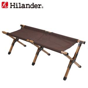 Hilander(ハイランダー) アルミキャンピングベンチ HCA0235