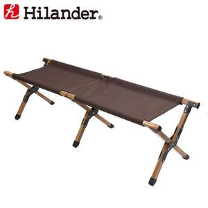 Hilander(ハイランダー) アルミキャンピングベンチ HCA0236 ベンチ
