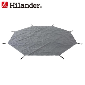 Hilander(ハイランダー) テントグランドシートサークル420 HCA2022 グランドシート