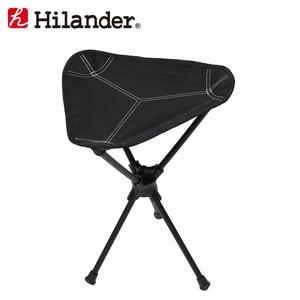 Hilander(ハイランダー) 回転式アルミスツール HCA0240