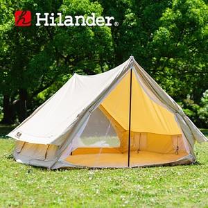 【送料無料】Hilander(ハイランダー) TCテント アルネス HCA0241