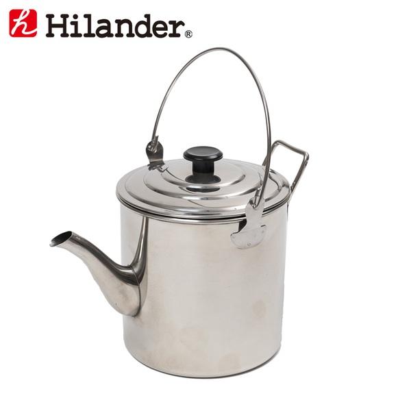 Hilander(ハイランダー) 焚火ケトル HCA0243 ケトル