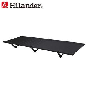 Hilander(ハイランダー) 軽量アルミローコット HCA0244 キャンプベッド