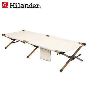Hilander(ハイ��ンダー) レバー式GIコット(アルミ) HCA0247