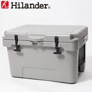 【送料無料】Hilander(ハイランダー) ハードクーラーボックス 35L グレー HCA0252