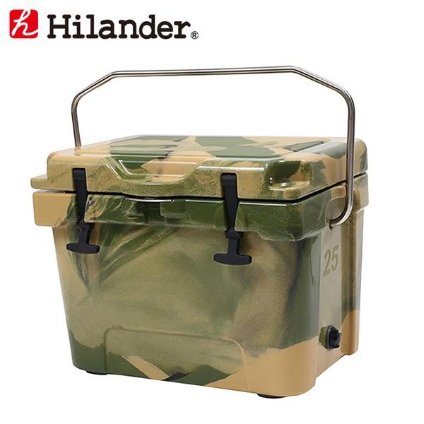 Hilander(ハイランダー) ハードクーラーボックス HCA0266 キャンプクーラー20~49リットル
