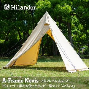 Hilander(ハイランダー) A型フレーム ネヴィスTC HCA2023 ワンポールテント