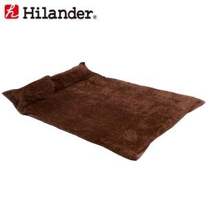 Hilander(ハイランダー) インフレーターマット用 ボア敷きパッド UK-15