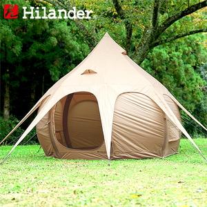 Hilander(ハイランダー) 蓮型テント NAGASAWA 300 HCA0281