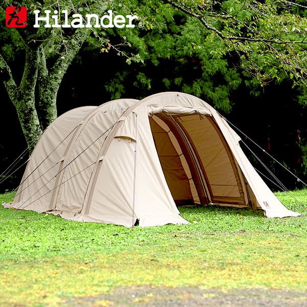 Hilander(ハイランダー) エアートンネル MIINY ポリコットン HCA0282 ツールームテント