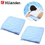 Hilander(ハイランダー) インフレーターマット用 冷感敷きパッド【お得な2点セット】 N-01 マットアクセサリー