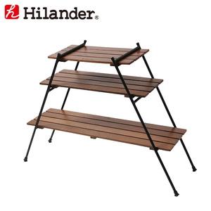 Hilander(ハイランダー) アイアンウッドラック HCA0287