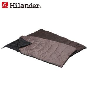 Hilander(ハイランダー) 2in1 洗える4シーズンシュラフ(0℃&5℃対応) HCD003